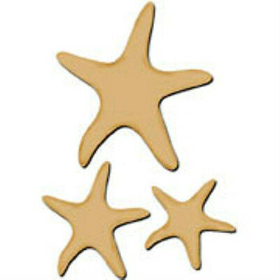 Bosskut Star Fish die - for use in most cutting systems