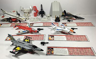 G1 Transformers - 1986 Aerialbots Superion 100% Complete