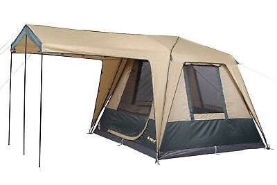 OZTRAIL Fast Frame Cruiser 300 Instant Up Quick Pitch 6 Person Man tent