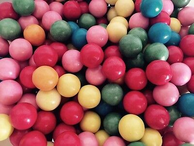 50 x GUMBALLS, BRITISH SWEETS, UK IMPORT, LOLLY BUFFET