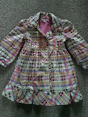 marks and spencers girls raincoat age 2-3 yrs