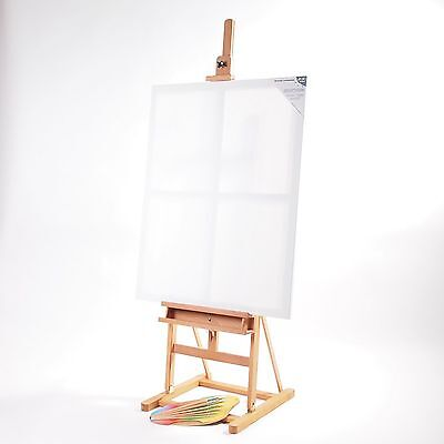 PROFESSIONAL STUDIO EASEL | for stretched canvas and paintings, for artists