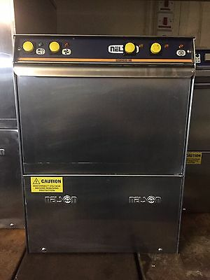 Commercial Industrial Glass Washer Nelson SC35 W/S 350mmx350mm Basket