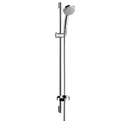 hansgrohe CROMA 100 Brause-Set 1jet DN 15 Unica'C Brausestange 900 mm chrom