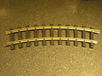 (12) Aristocraft G-Scale Curved  Brass Track - 12 Pcs.