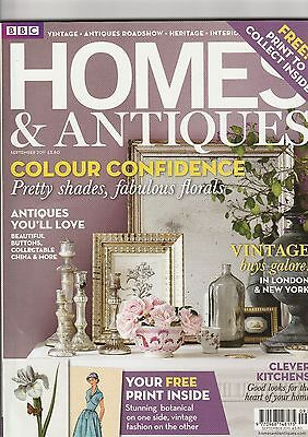 Homes And Antiques  September 2011