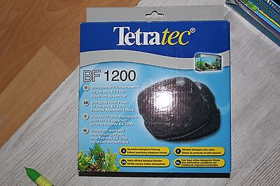 3X2 PACKAGES TetraTec Biological Filter Foam BF1200 for EX1200 Tetra Tec