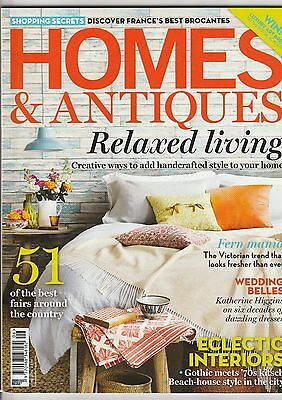 Homes And Antiques June 2014