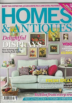 Homes And Antiques May 2014