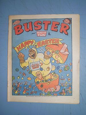 Buster issue dated March 25 1978