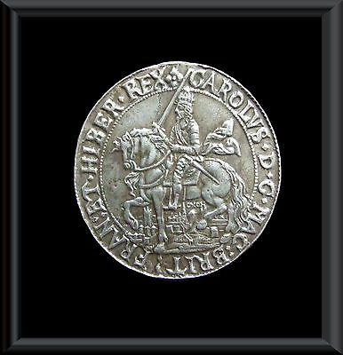 Charles I Oxford Crown Token