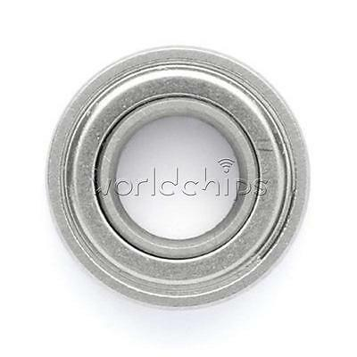 10PCS MR62ZZ (2x6x2.5 mm) Metal Double Shielded High Precision Ball Bearing