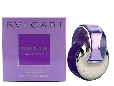 Bulgari Omnia Amethyste Eau De Toilette 65Ml Spray - Profumo Donna