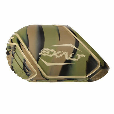 Exalt Tank Cover - Small Fits 45/50ci - Jungle Camo Swirl - Paintball
