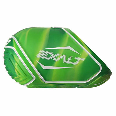 Exalt Tank Cover - Small Fits 45/50ci - Lime Swirl - Paintball