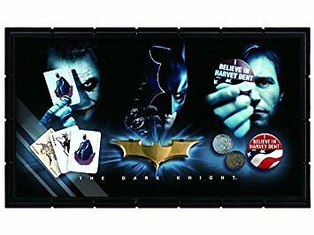 Batman The Dark Prop Set Replica With Display Licensed Official Noble Collection