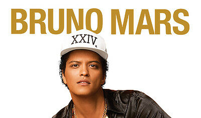 BRUNO MARS - STADE PIERRE MAUROY LILLE - 2 places EARLY ENTRY
