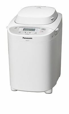 Panasonic SD-2511W Multi-Function Bread Maker with Nuts Dispanser White