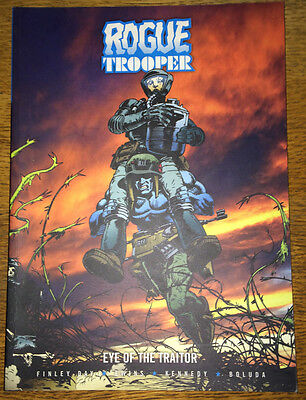 Rogue Trooper - Eye of the Traitor 2000AD TPB Graphic Novel