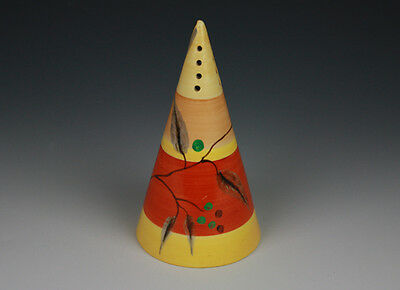 Clarice Cliff Honiton Conical Sugar Sifter