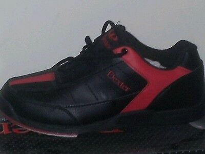 """Dexter Mens """"Ricky III"""" Bowling shoes size 7 1/2"""