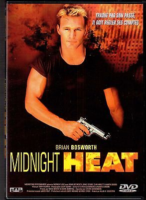 DVD Midnight Heat (Comme neuf) | Brian Bosworth | Action - aventure | Lemaus