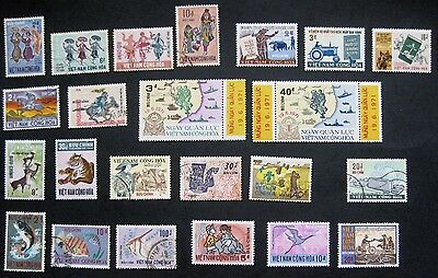 Vietnam (South) 1971: All stamps issued