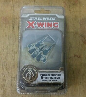 Star Wars X-Wing Miniatures Game Protectorate Starfighter