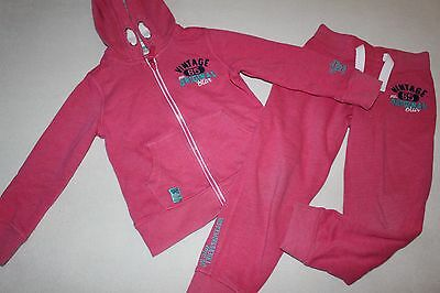 NEXT _ TRACKSUIT - Lovely pink set, size 7 y