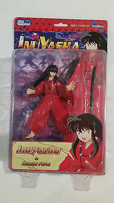 InuYasha in Human Form 6 inch figure Toynami New in Package - FREE SHIPPING