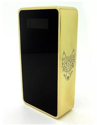 Authentic Snow Wolf 200w Limited Royal Edition Elite Style vape mod