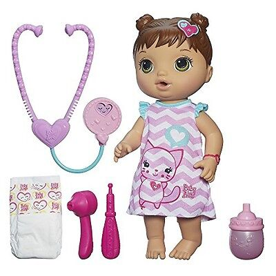 Baby Alive Better Now Bailey Brunette