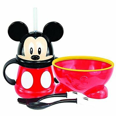 Disney Mickey Mouse Feeding Gift Set