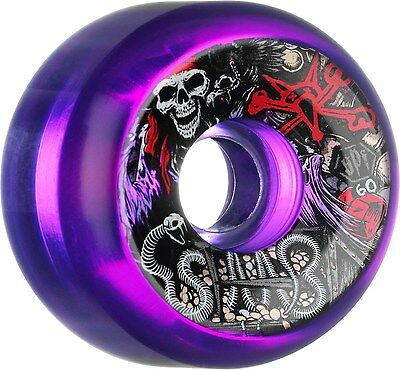 Bones - Staab Ghost 60MM 84B P5 SPF Skateboard Wheels