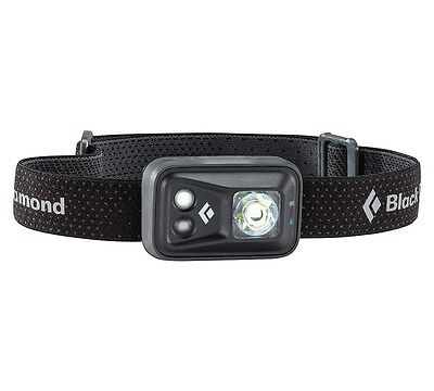 Black Diamond Spot Compact Led Headlamp With Red & White Led Aaa Battery Ipx8