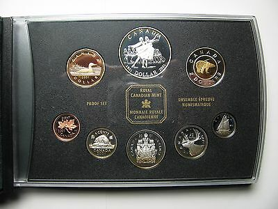 2001 Proof Set 50th Anniversary National Ballet .925 Silver Canada