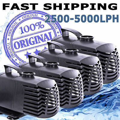 Biopro Aquarium Fish Tank Submersible Aqua Fountain Pond Water Pump