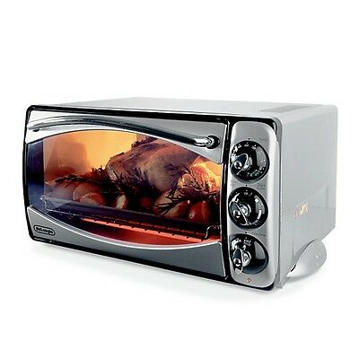DeLonghi Retro XR640 1500 Watts Toaster Oven