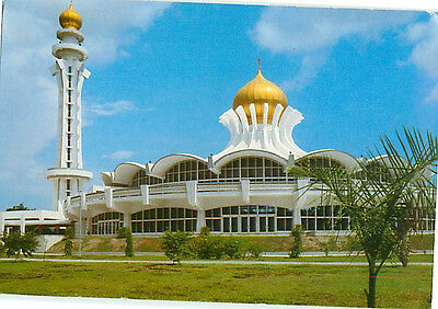 Vintage Postcard State Mosque Penang # 1597