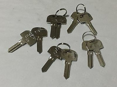 COLE HERSEE Key Blank (Lot of 10)