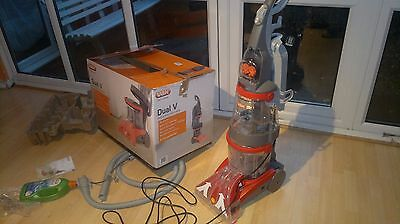 Vax V-124A Dual V Upright Carpet & Upholstery Washer