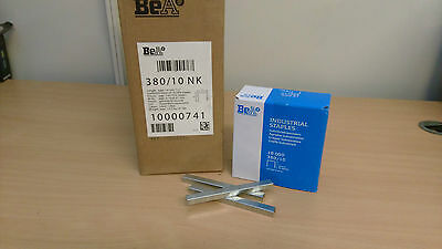 BeA 80/10STAPLES x 1 CARTON (144,000 STAPLES)