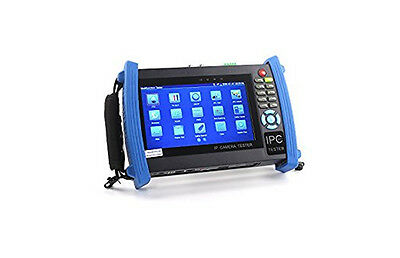 OnvianTech 7 Inch Touch Screen 1080P HDMI IP Camera Tester CCTV Tester POE Test