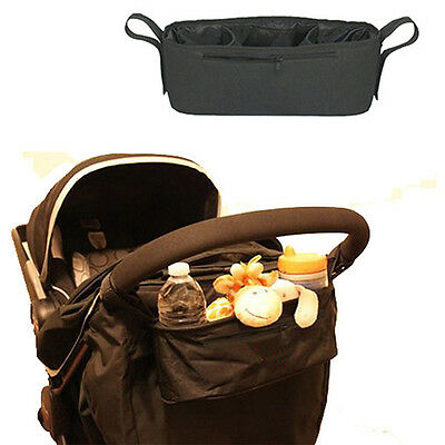 Baby Stroller Organizer Hanging Bag Pram Pushchair Handle Storage Bags Abundant