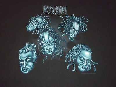 Korn Shirt ( Used Size 3XL ) Very Good Condition!!!