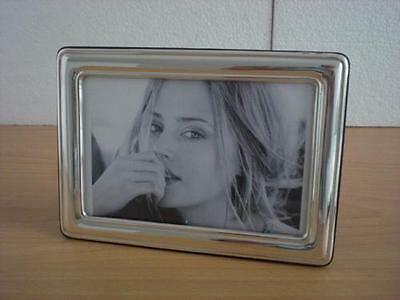 Handmade Sterling Silver Photo Picture Frame *1020/10x15 GB new