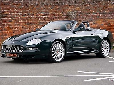 2003 MASERATI SPYDER GT 4200 V8 Manual - Low Mileage