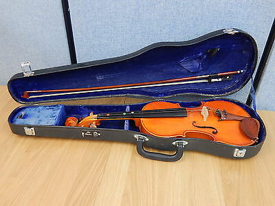 Vintage The Stentor Student violin with original hard case and bow Stentor Music