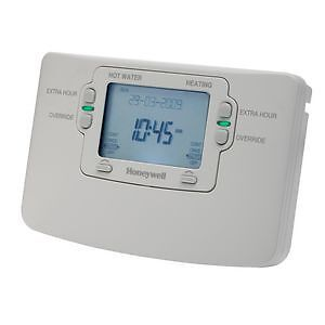 Honeywell St9400C1000 7-Day 2-Channel Programmer Timer Clock, Replaces St6400C