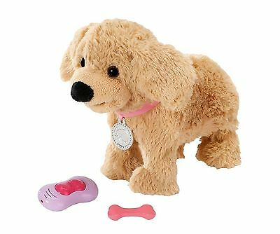 Baby Born Train Andy puppy walks,barks,begs etc Zapf Creation NEW WITHOUT BOX